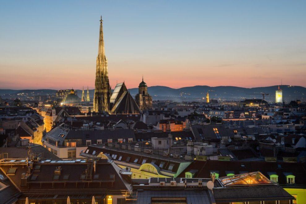 Wien - Østrig - rejser