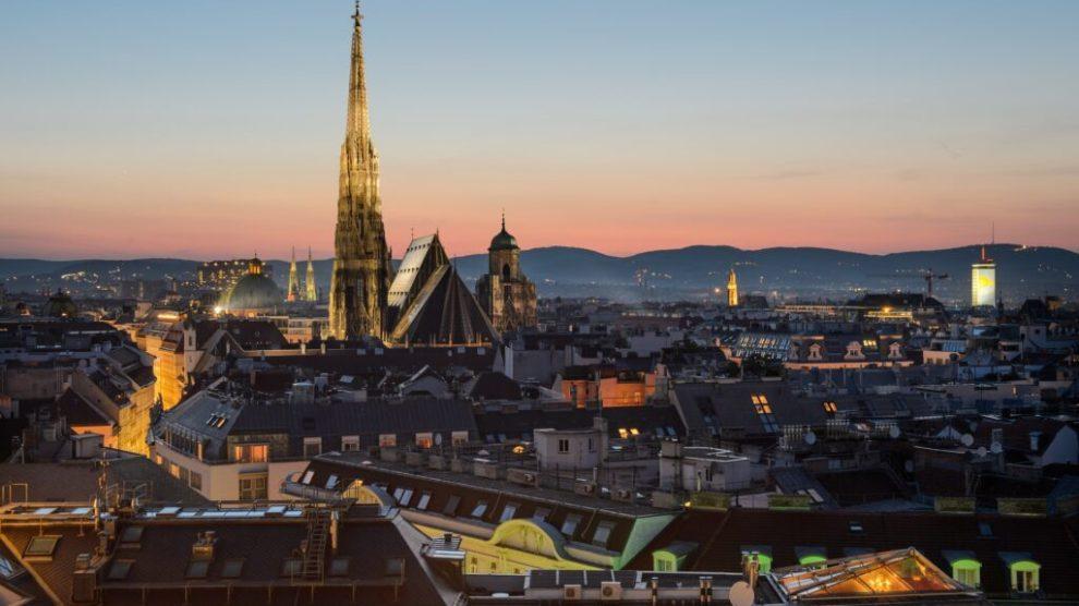 Wien - Østerrike - reise