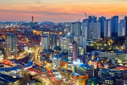 Seoul - Sydkorea - rejser
