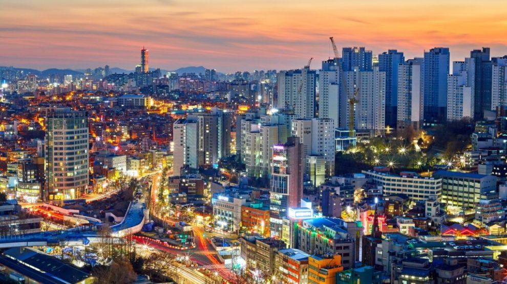 Seoul - Sør-Korea - reise