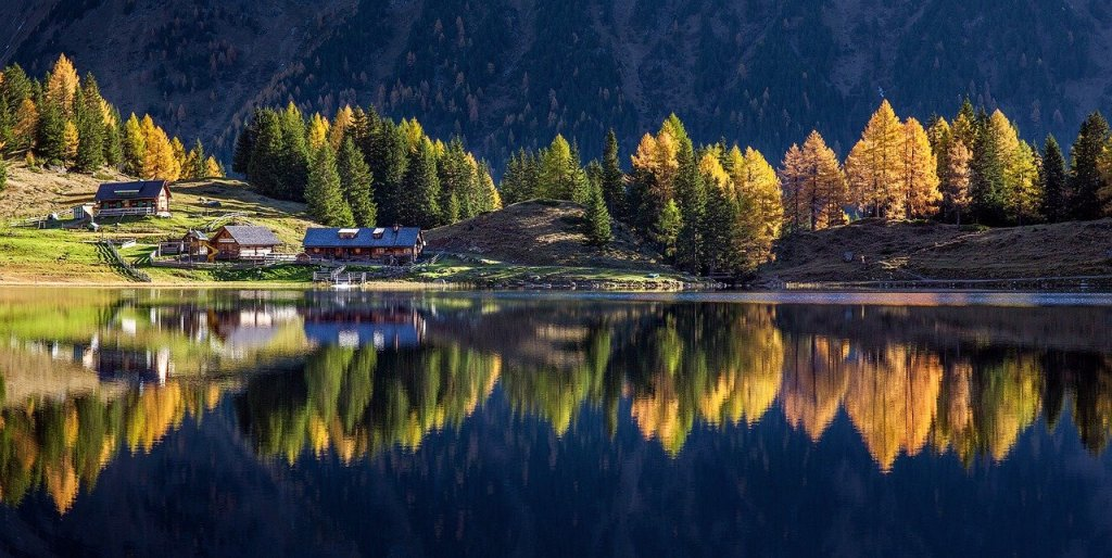 Østrig - Schladming, sø, Seværdigheder i Østrig - rejser