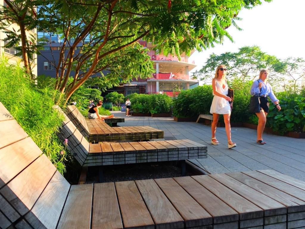 USA - Highline Park - rejser