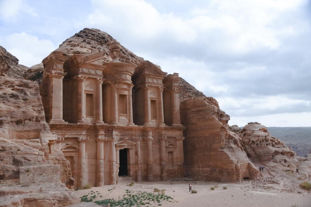 Petra - Jordan - rejser