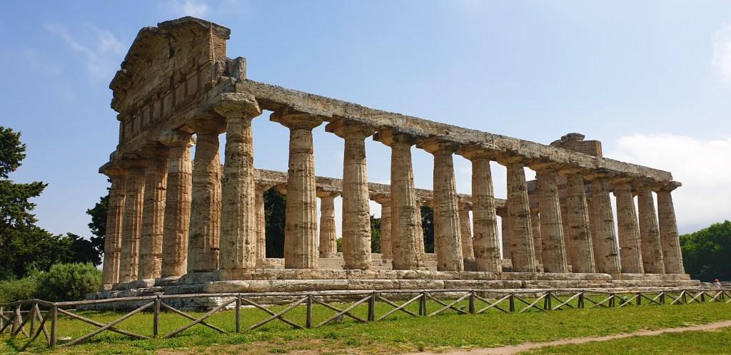 Herin hram - Europa - Italija - Pastum - Putovanja