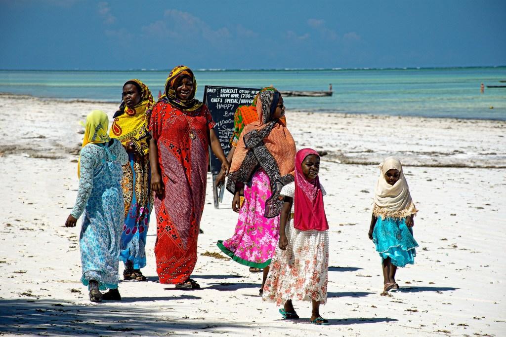 Pemba - Tanzania, strand, mennesker, rejser