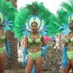 Karneval - Zelenortski otoci - povorka sambe - Mindelo