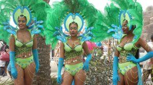 Carnival - Cape Verde - samba procession - Mindelo