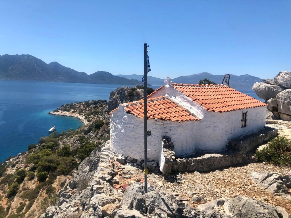 Agistri, Dogousa, chapelle