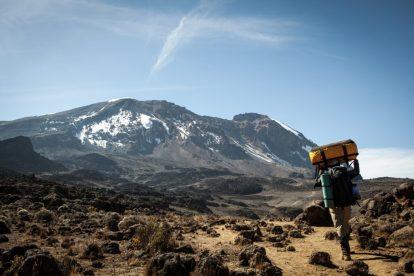 קילימנג'רו, טנזניה, טיולי ריקשה וטיולים, אפריקה, עלייה, טיפוס, מדריך טיולים דני, מסלול מצ'מה, נסיעות