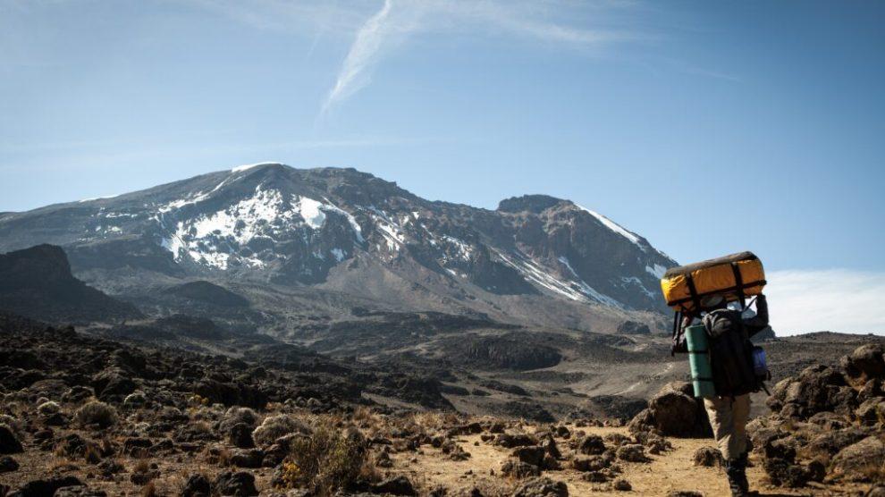 Kilimanjaro, Tanzania, Rickshaw tours & travel, afrika, bestigning, bestig, dansk rejseleder, machame-ruten, rejser