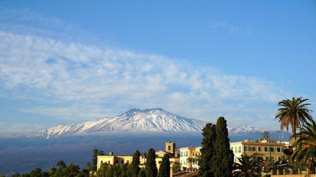 Italija - Sicilija, Etna - putovanje