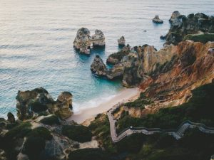Côte de l'Algarve, côte de l'Algarve, portugal, ville côtière, vitus travel, offres de voyage, voyage