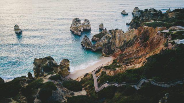 アルガルヴェ海岸、アルガルヴェ海岸、ポルトガル、沿岸都市、vitus旅行、旅行のお得な情報、旅行