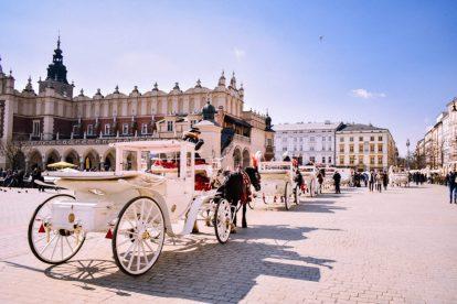 Cracovia, Polonia, città della cultura, grande città in europa, viaggi, vitus travel