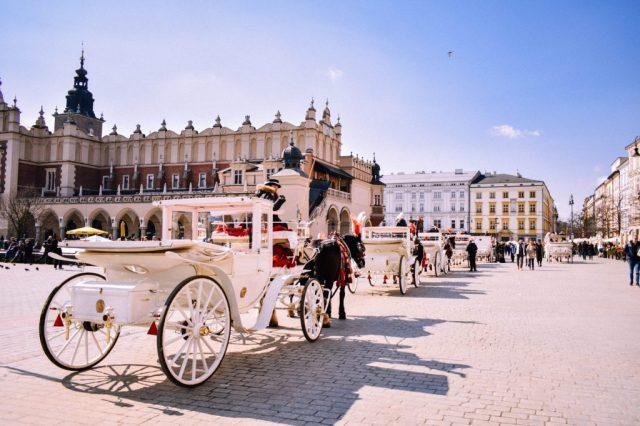 Krakow, Poland, lungsod ng kultura, malaking lungsod sa Europa, paglalakbay, paglalakbay sa vitus