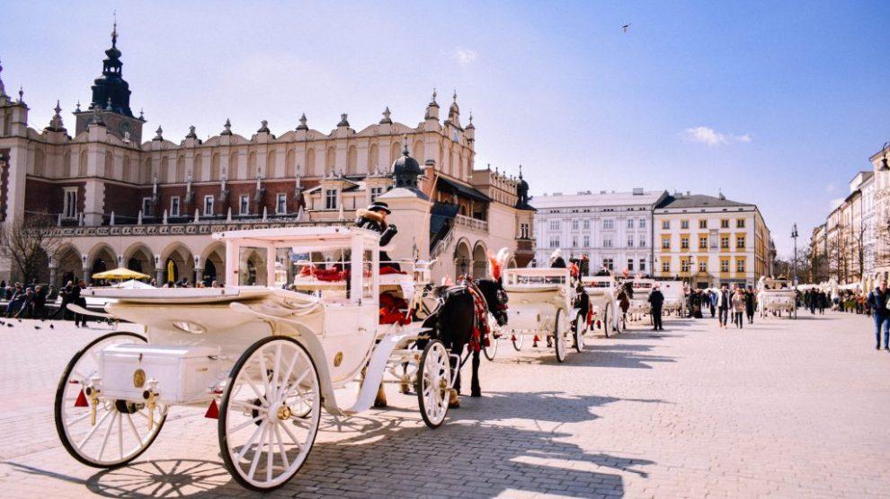 Cracovie, Pologne, ville de culture, grande ville d'europe, voyage, vitus travel
