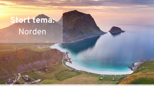 Norden, rivista di viaggi, newsletter, rejsrejsrejs, viaggio