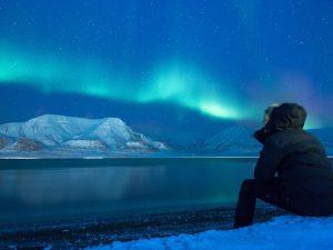 Svalbard, øgruppe, nordlys, norge, vitus rejser, rejsetilbud, rejser, hundeslæde