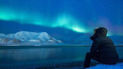 Svalbard, arhipelag, sjeverno svjetlo, Norveška, putovanje vitusom, turističke ponude, putovanja, pseće saonice