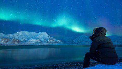 Spitzbergen, Schären, Nordlichter, Norwegen, Vitus Reisen, Reiseangebote, Reisen, Hundeschlitten