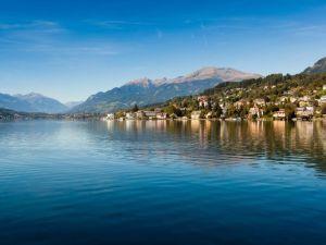 Austria, Millstätter See - Carinzia, lago, città, viaggio, Nilles travel