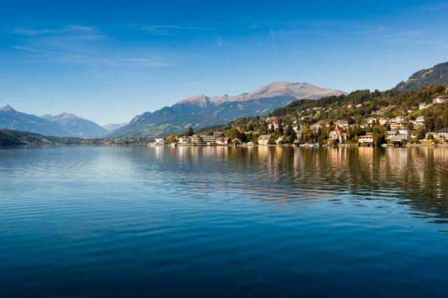 Oostenrijk, Millstätter See - Karinthië, meer, stad, reizen, Nilles reizen
