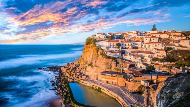 ドウロ川、NILLES旅行、ポルトガル旅行、海、都市