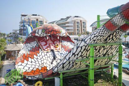 טורקיה, סייד, Crystal Waterworld Resort & Spa, פארק מים, נסיעות