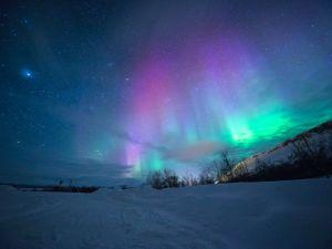 Northern Lights, aurora borealis, Norway, travel