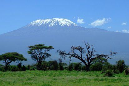 Kilimanjaro, Tanzania, safari, berg, resor