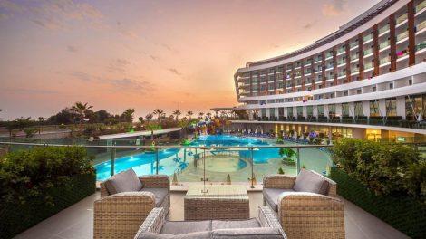 Turkey, Alanya coast, Konakli, hotel, Travel