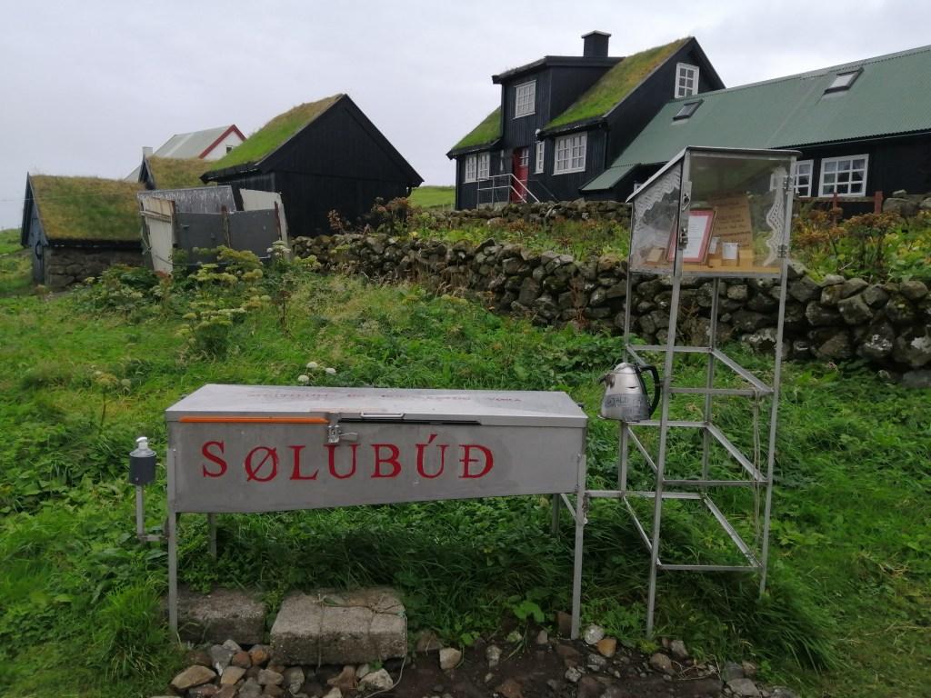 Quần đảo Faroe - Vágar, bod - Travel