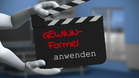 Action Gewinn Formel - Die GEWINN-Formel