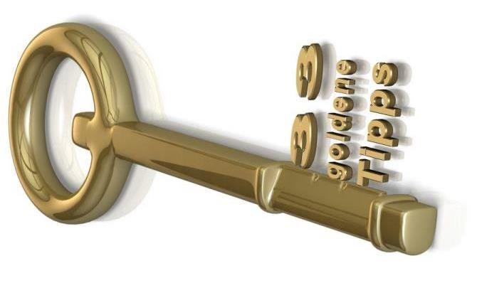 Der Goldene Schlüssel zu den 33 Tipps für eine sicher gelungene Reklamations-Behandlung