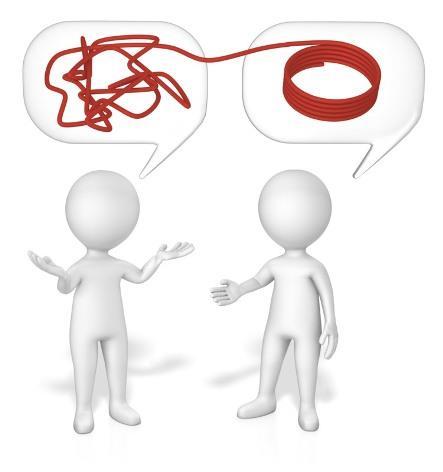 Durch Gedankenaustausch – harmonisch Kunden verstehen