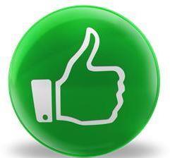 Daumen nach oben - unzufriedene Kunden berichten
