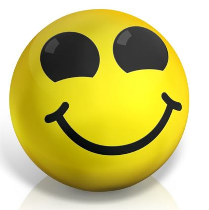 freudiges Gesicht - Warum freuen?