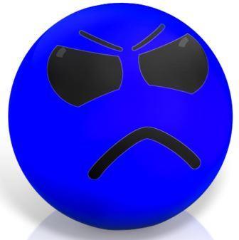 Bei negativer Reklamations-Behandlung sind die Kunden leicht enttäuscht.