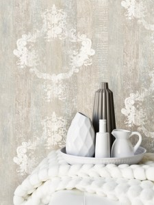 Serenity-Sand-Faux-Wood-Damask-Overlay-Wallpaper-FauxWood-fauxBois-Damask-Overlay-Wallpaper