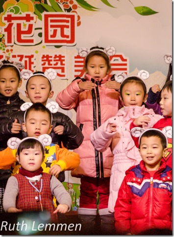 Christmas with Chinese Characteristics V (Church Celebrations)