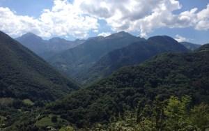 paysage Sentein/Vallée du Biros