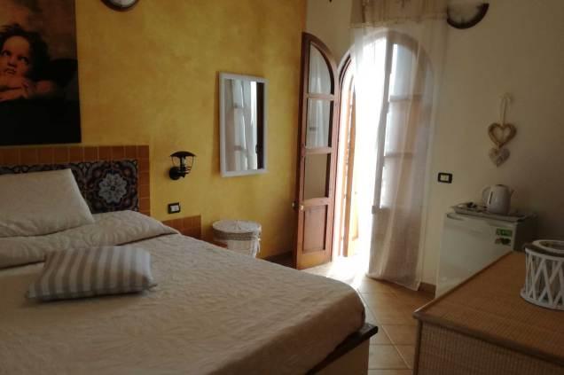 Dépendance Adriatico bedroom - Relais Isole del Sud