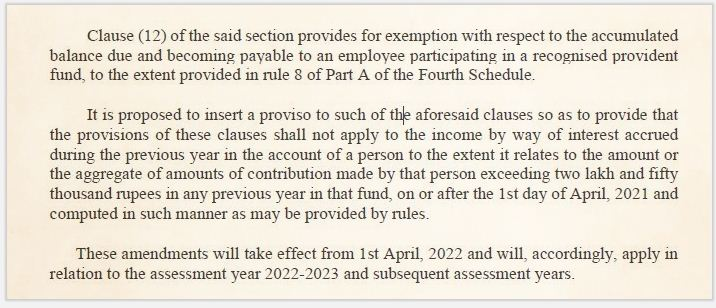 EPF-Contributions-above-Rs-2.5-lakh-vpf-epf-interest-taxable-provident-fund-budget-2021-pic