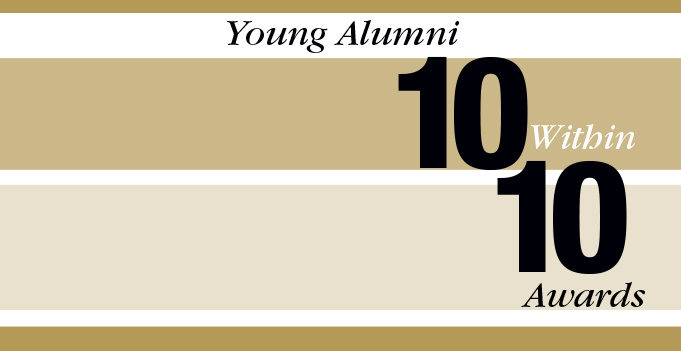 Young Alumni 10 Under 10 Awards at Oakland University