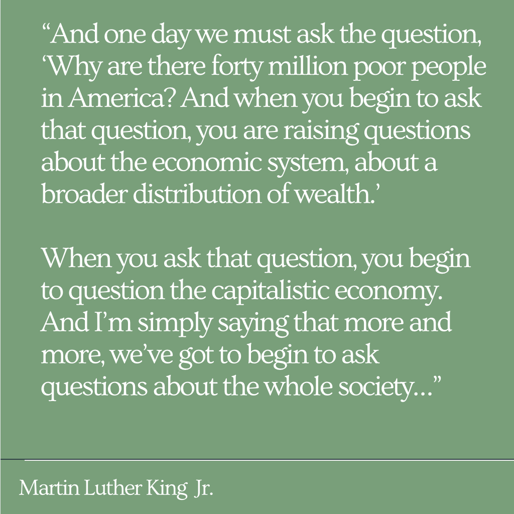 """Going Beyond the """"Highlight Reel"""" of Dr. King's Legacy: Difficult Dialogues National Resource Center Newsletter"""