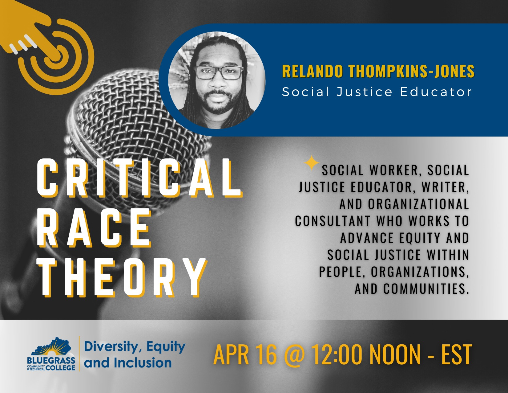Speaking on Critical Race Theory