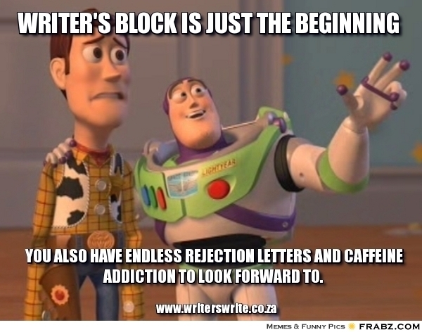 Image result for Memes About Writers