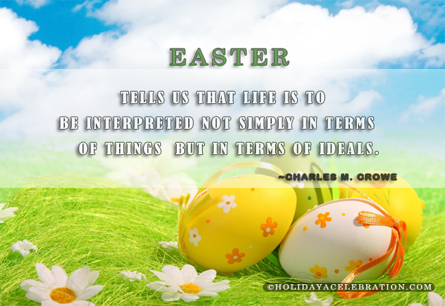 EASTER QUOTES FOR CARDS Image Quotes At