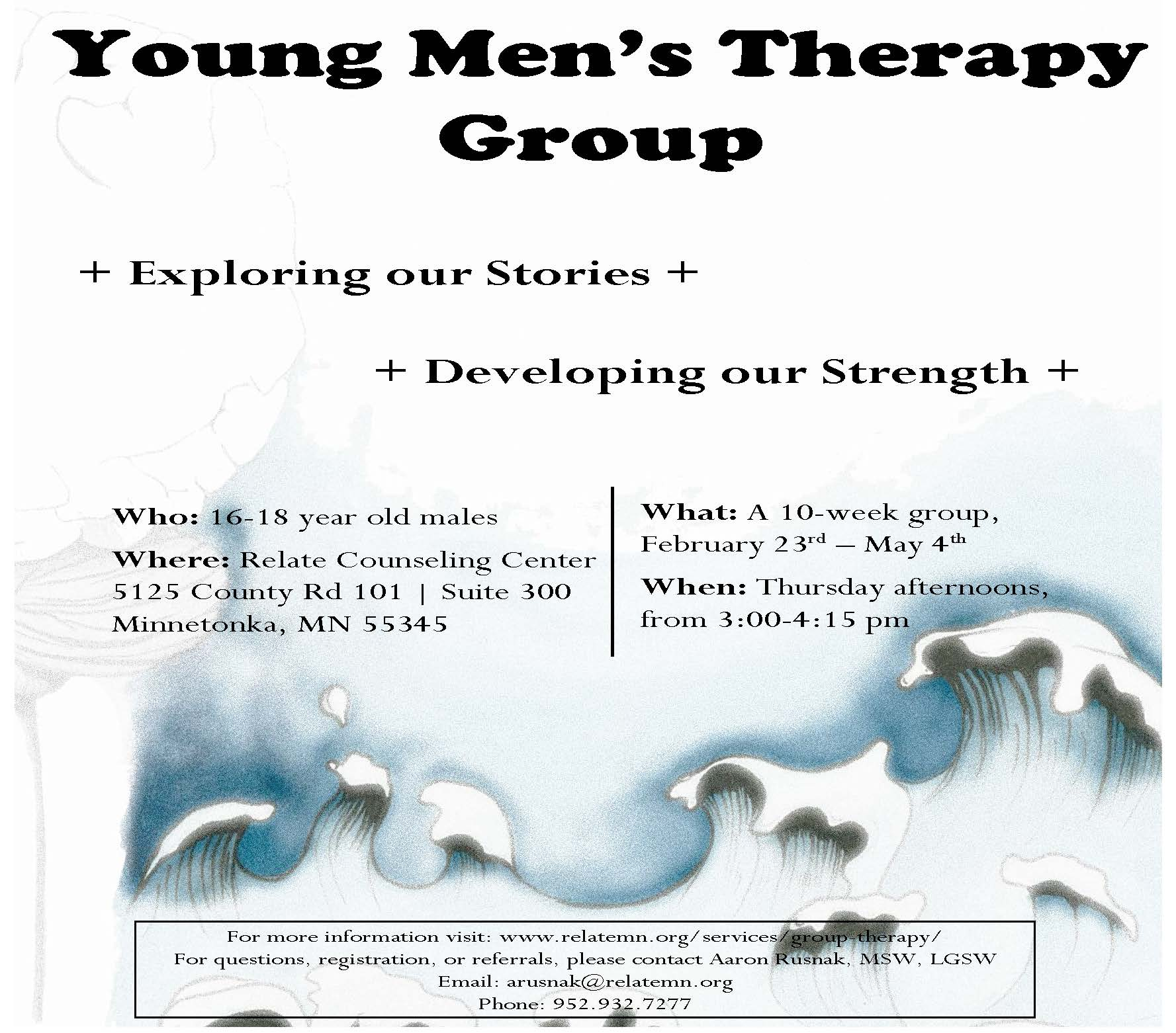 Young Men S Group
