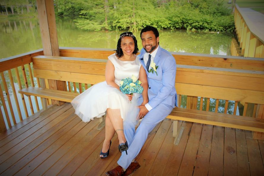 african american married couple forsaking all others